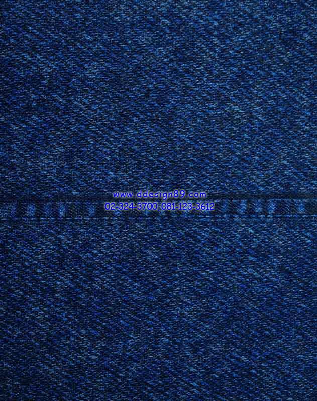 วอลเปเปอร์ติดผนังลายผ้ายีนส์สีน้ำเงินเข้ม