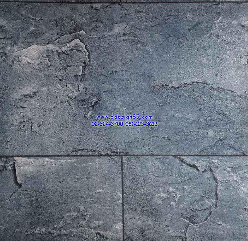 วอลเปเปอร์ติดผนังลายหินอ่อนสีน้ำเงินวางทับกัน
