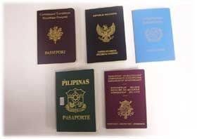 วีซ่าสหรับชาวต่างประเทศ