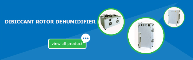 Disiccant-Rotor-Dehumidifier