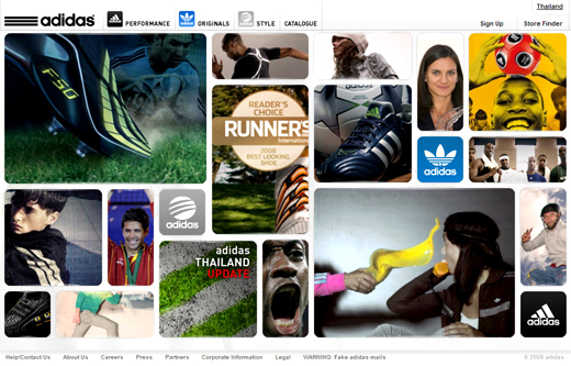 adidas group is a global leader