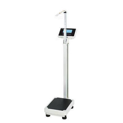 เครื่องชั่งน้ำหนักพร้อมวัดความสูง และคำนวณค่า BMI ระบบดิจิตอล ZEPPER รุ่น MK250C