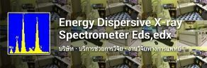 Energy dispersive x-ray spectrometer