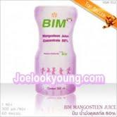 Bim Mangosteen Juice