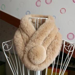 ผ้าพันคอจากขนกระต่าย