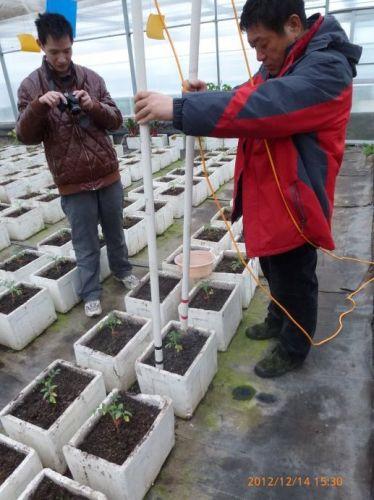 อุปกรณ์กำจัดแมลงในดินที่ปรับปรุงใหม่ ใช้งานง่าย และสะดวกกว่า
