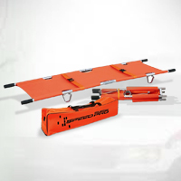 ��ʹ���Ѻ2��͹�͹ (Aluminium Alloy Stretcher)