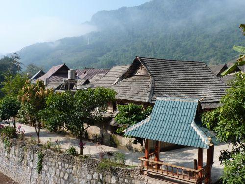 หมู่บ้านไทลื้อเมืองหยวน