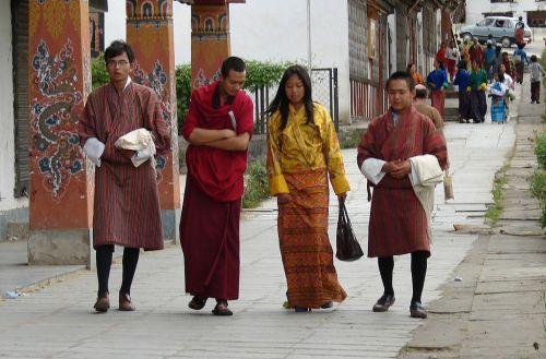 ภูฏาน พาโร-ทิมพู-ปูนาคา-วังดีโปดรัง 5 วัน 4 คืน