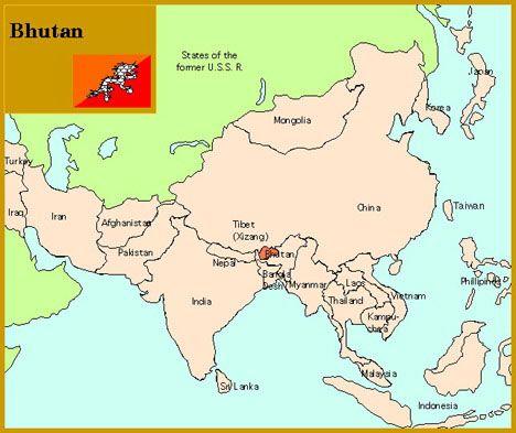 ภูฏาน พาโร-ทิมพู-ปูนาคา-วังดีโปดรัง