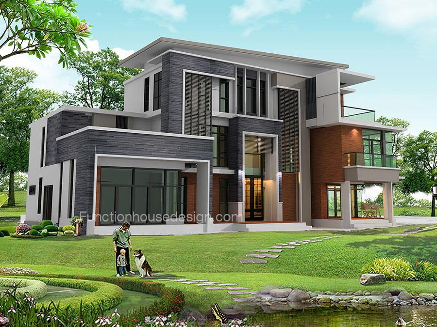 ออกแบบบ้าน