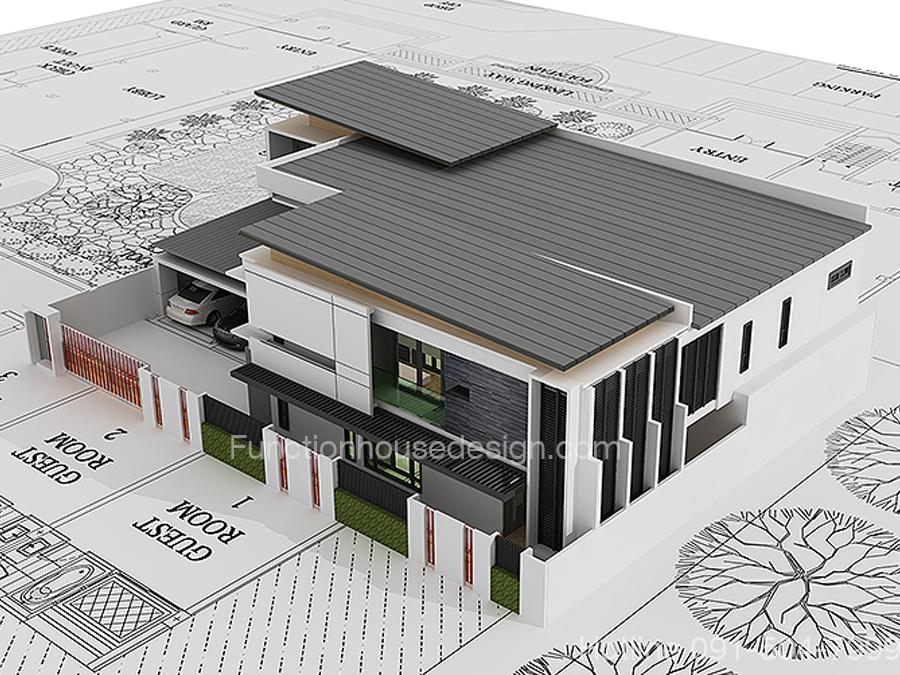 ออกแบบบ้านสวย
