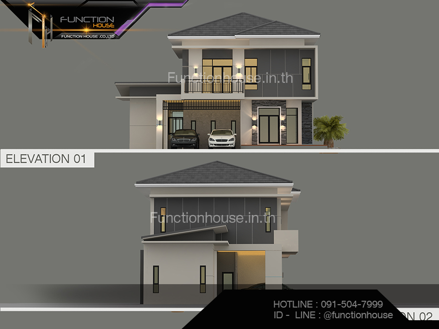 รับสร้างบ้าน