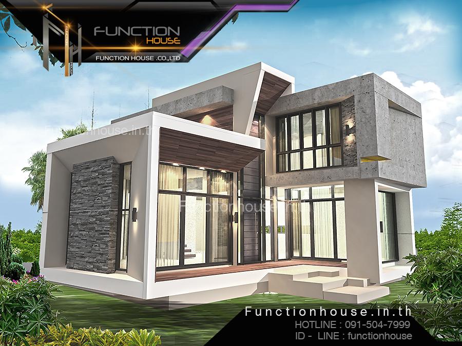 ออกแบบบ้านขนาดเล็ก