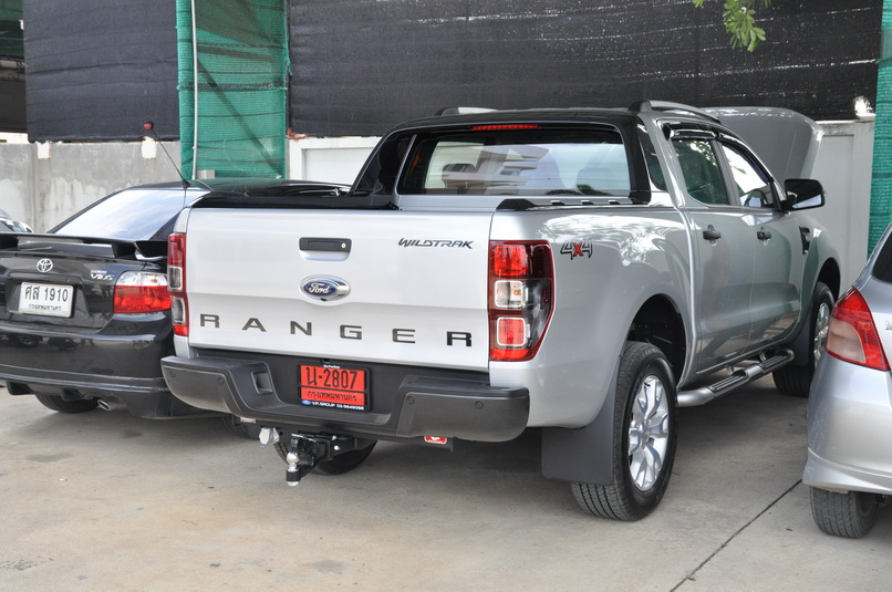 all new ford ranger 2012 tow bar. Black Bedroom Furniture Sets. Home Design Ideas