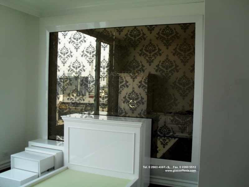Designed Mirror Glass by Glass Effexts