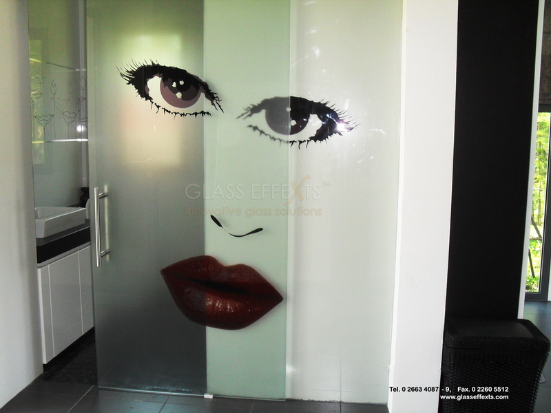 Graphic Glass by Glass Effexts