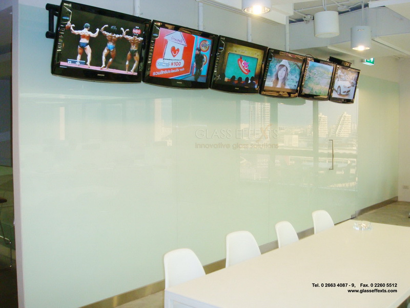 Wall Glass - Thairath Meeting Room