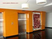 กระจกสี หน้าลิฟท์ - Glass Effexts