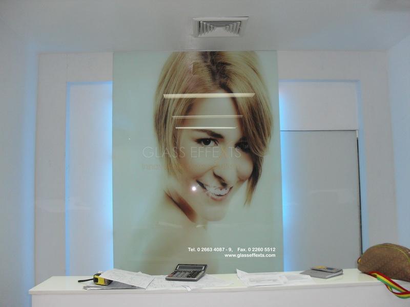 Digital Printing on Glass
