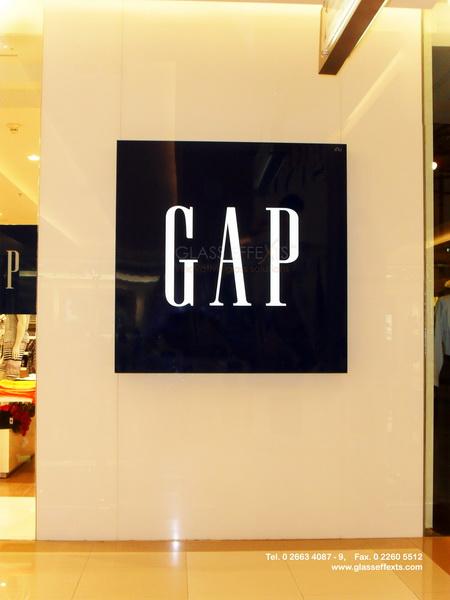 ป้ายชื่อร้านค้า by Glass Effexts