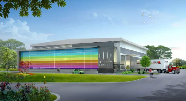 DDSV concept - New Factory Project