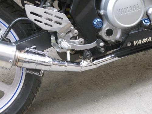 Yamaha R15/FZ16/FAZER Exhaust Charger