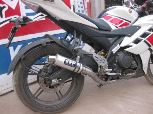 Yamaha R15 Fz16 Fazer Exhaust Charger