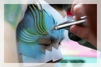สีที่ใช้กับแอร์บรัช,แอร์บรัชพ่นสี,เพ้นท์ด้วยแอร์บรัช,แอร์บรัช คืออะไร,Air brush,แอร์บรัช,พู่กันลม,AIRBRUSH,แอร์บรัท