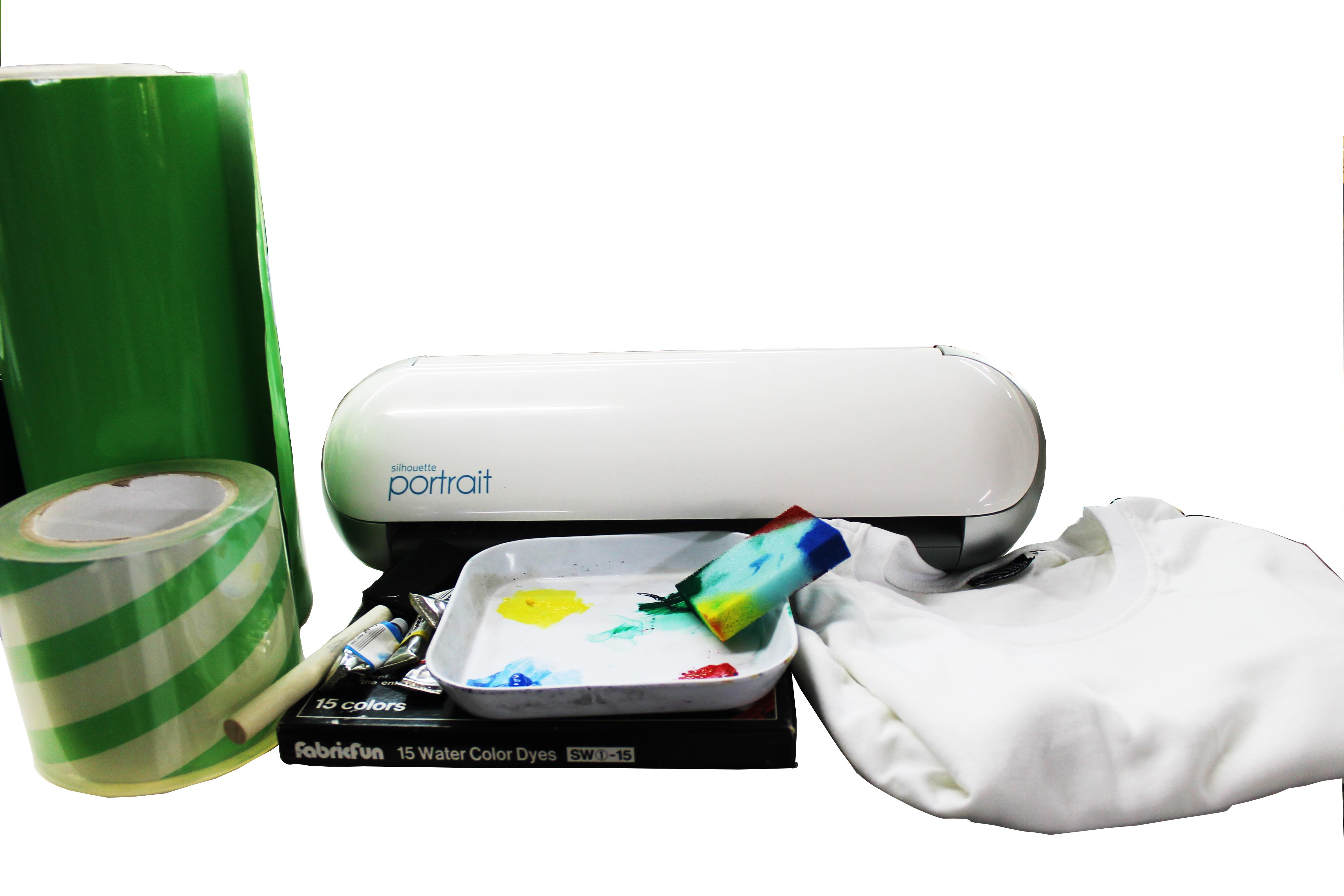เครื่องทําสติ๊กเกอร์, เครื่องตัดสติกเกอร์, ติ๊กเกอร์สินค้า , เครื่องพิมพ์สติ๊กเกอร์,cut machine,Silhouette Portrait,ตัดสติ๊กเกอร์ไดคัท
