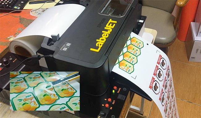 เครื่องพิมพ์ลาเบล-ปริ้นลาเบล-ฉลากสินค้า