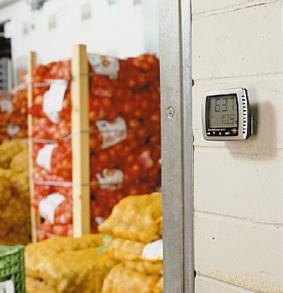 เครื่องวัดอุณหภูมิ testo 608-H1