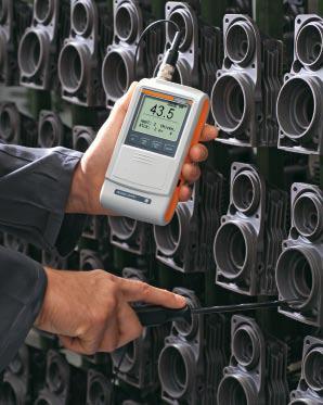 เครื่องวัดความหนาผิวเคลือบรุ่น FMP30