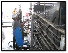 Parts Cleaner - KEEEN ล้างทำความสะอาดเครื่องจักร อุปกรณ์ทั่วไปในโรงงาน