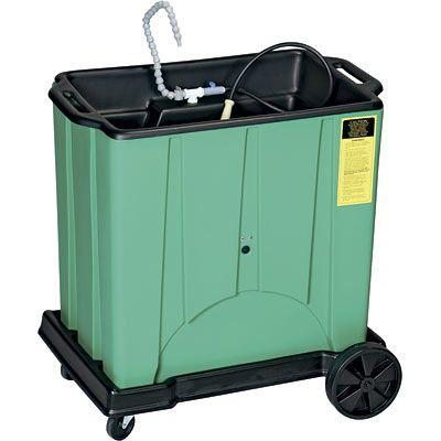 ใช้งานกับอุปกรณ์ล้างชิ้นงาน Water base