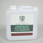 KEEEN - Germ Killer / Blood, Scales & Oil Remover