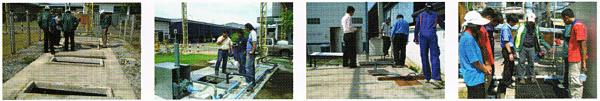 Wastewater Treatment งานบริหารจัดการระบบบำบัดน้ำเสีย