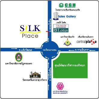 Silk Place พหลโยธิน-หลักสี่