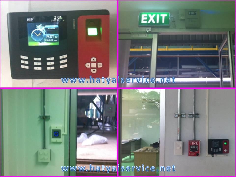 เครื่องสแกนลายนิ้วมือสำหรับเปิด-ปิดประตู_HIP-CMi236