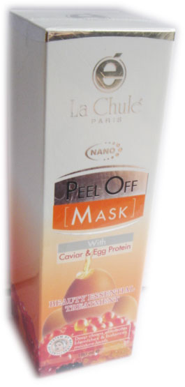 ������˹�Ҽ����������  PEEL Off Mask with Caviar & Egg Protein