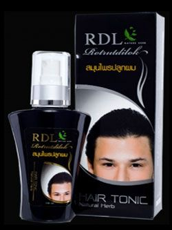 ��ع������Ѻ��鹼� - Hair Tonic - RDL Rotrutdilok Natural Herb