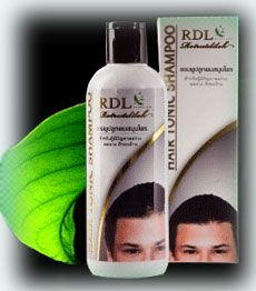 ������ع������Ѻ����ǧ - Hair Tonic Shampoo - RDL Rotrutdilok Natural Herb