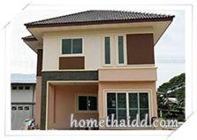 แบบบ้าน,แบบบ้านสองชั้น,รับสร้างบ้าน,