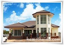 แบบบ้าน,แบบบ้านชั้นเดียว,รับสร้างบ้าน,แบบบ้านฟรี