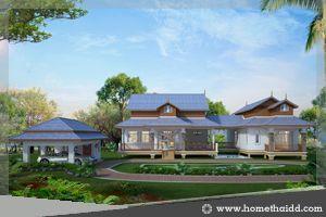 บ้าน,แบบบ้าน,บ้านชั้นเดียว,แบบบ้านชั้นเดียว,รับสร้างบ้าน,แบบบ้านฟรี