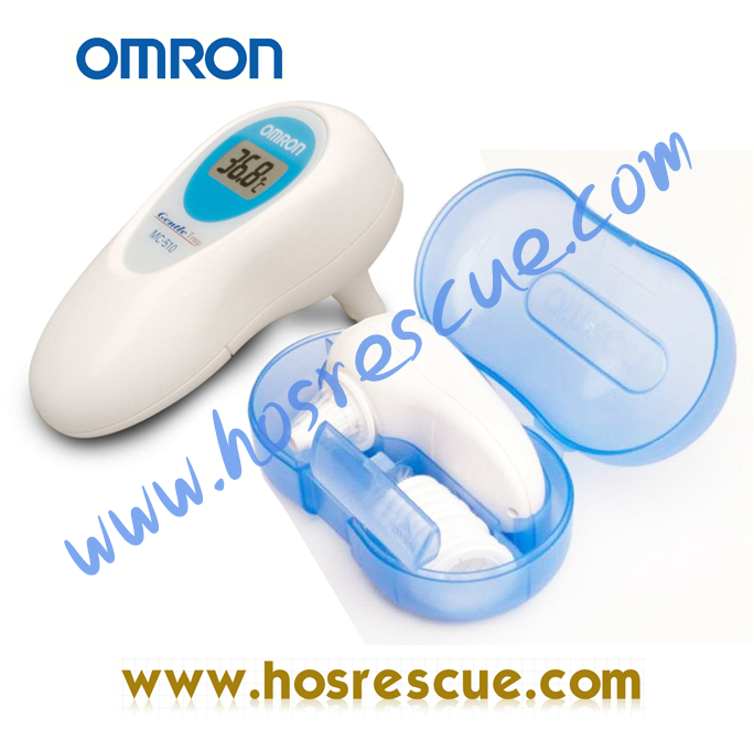 omron thermometer mc 510 instructions
