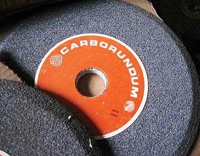 หินเจียร, Carborundum