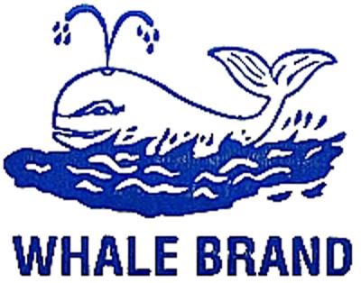 WHALE, สกรูลำเลียง, อุปกรณ์ต่อสายพานลำเลียง, สกรูโรงโม่หิน, ปะกรับต่อสายพาน, ปลาวาฬ
