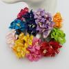 50 Rainbow Mixed Lily Paper Flowers