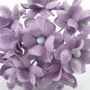 Lilac Small Spring Cottage Paper Flowers